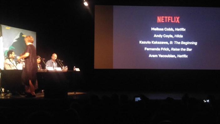 Présentation Netflix