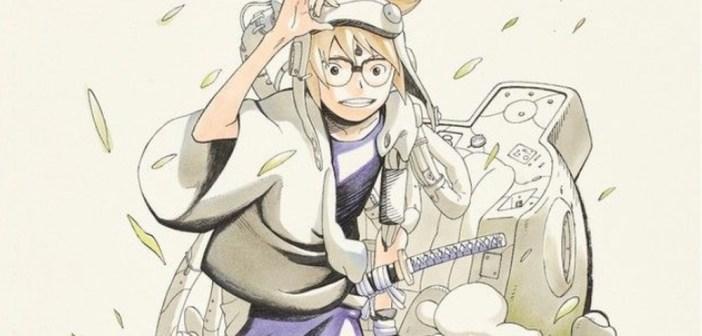 Samurai8 : Kana confirme la date de sortie des 2 premiers tomes