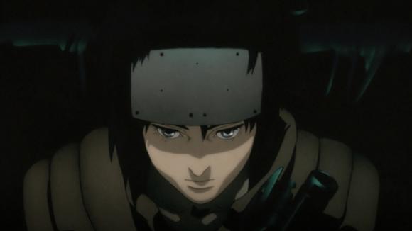 Ghost in the Shell Major Motoko Kusanagi