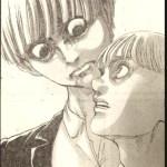 【進撃の巨人】ネタバレ117話考察!イェレナ表情を検証!不気味な意味の真相は?