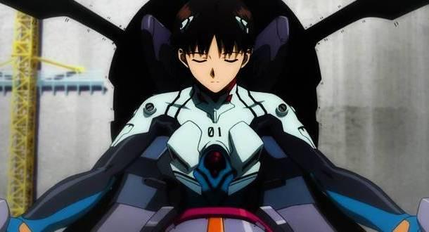 Evangelion bate recorde no Toonami