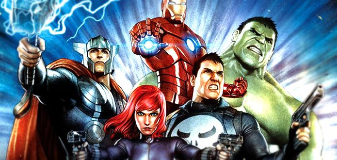 Trailer de Avengers Confidential: Black Widow and Punisher