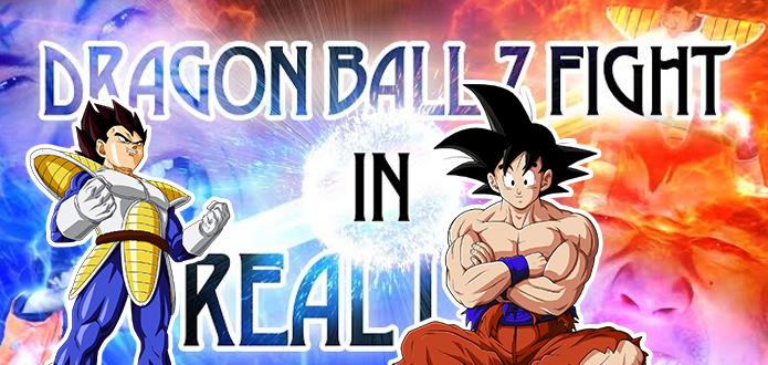 Assista o Vídeo em Live-Action de Dragon Ball Z: Fight In Real Life