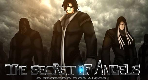 O segredo dos anjos: Web série ganha teaser!