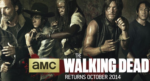 The Walking Dead | Quinta temporada ganha incrível trailer!