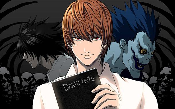 Revelado Poster e Nome do Novo Filme de Death Note