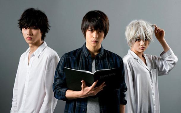 Death Note - série de TV ganha primeira imagem!