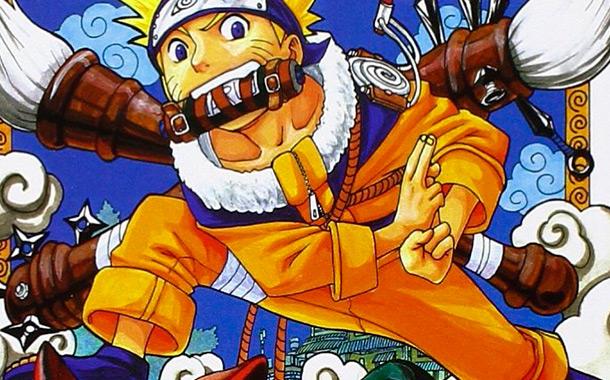 Naruto – Panini fará