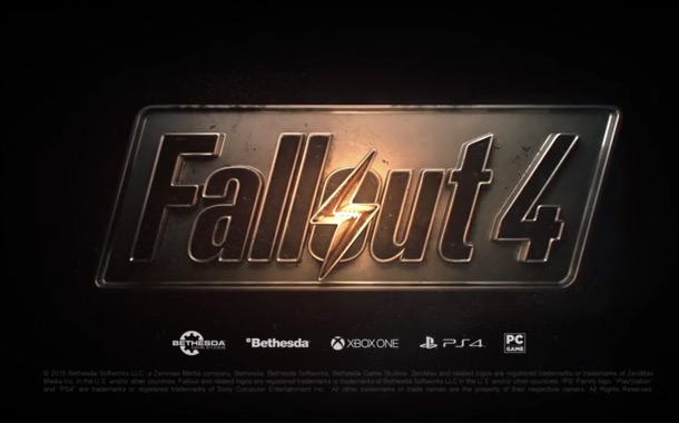 Fallout 4  - Game é anunciado com trailer!