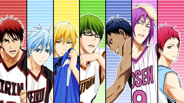 Trailer do Filme de Kuroko no Basket