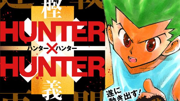 Hunter x Hunter - Mangá retorna após 2 anos