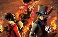 Divulgado mais 3 Trailers de One Piece: Burning Blood