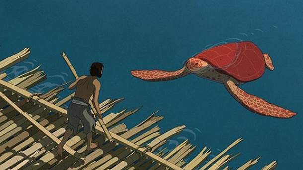 Novo Trailer do Filme The Red Turtle