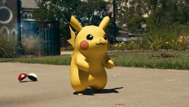 Pokémon Go em nossa realidade!