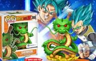 Dragon Ball Z - Shenlong ganha versão em Funko Pop!