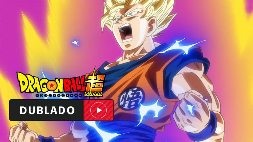 Começa a dublagem oficial do Dragon Ball Super