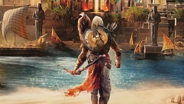 E3 2017 - Assista ao trailer de Assassin's Creed Origins