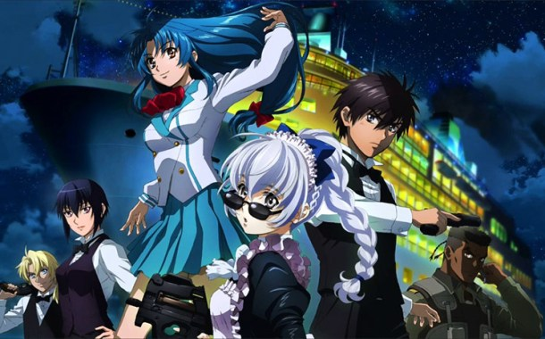 Trailer do novo anime Full Metal Panic! Invisible Victory