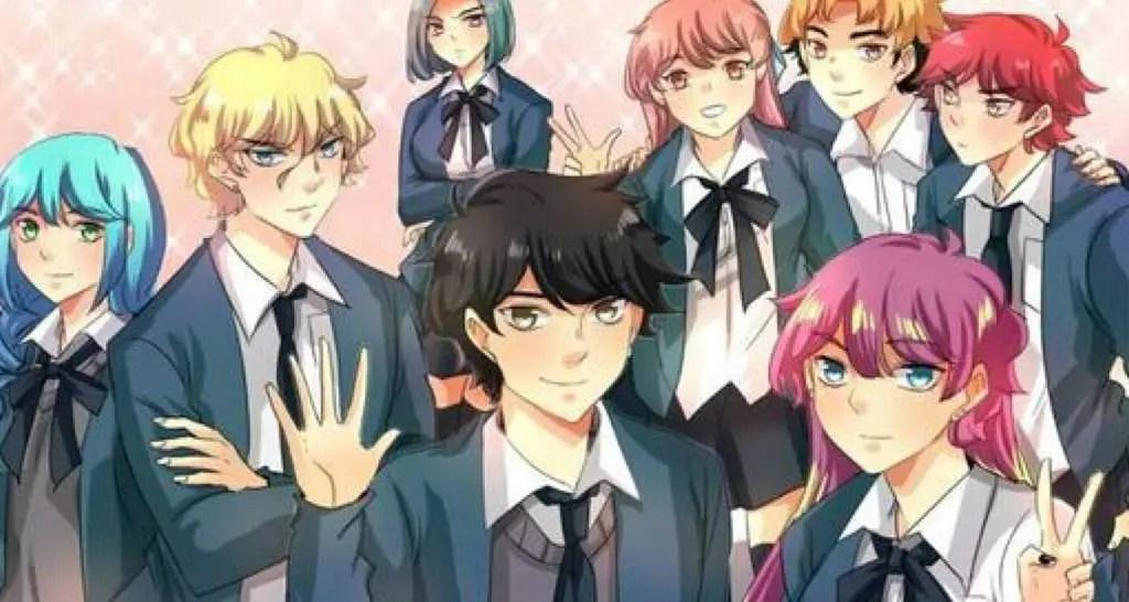 Manga Similar To unOrdinary