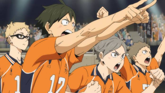 Haikyuu!! To The Top Cour 2 Release Schedule