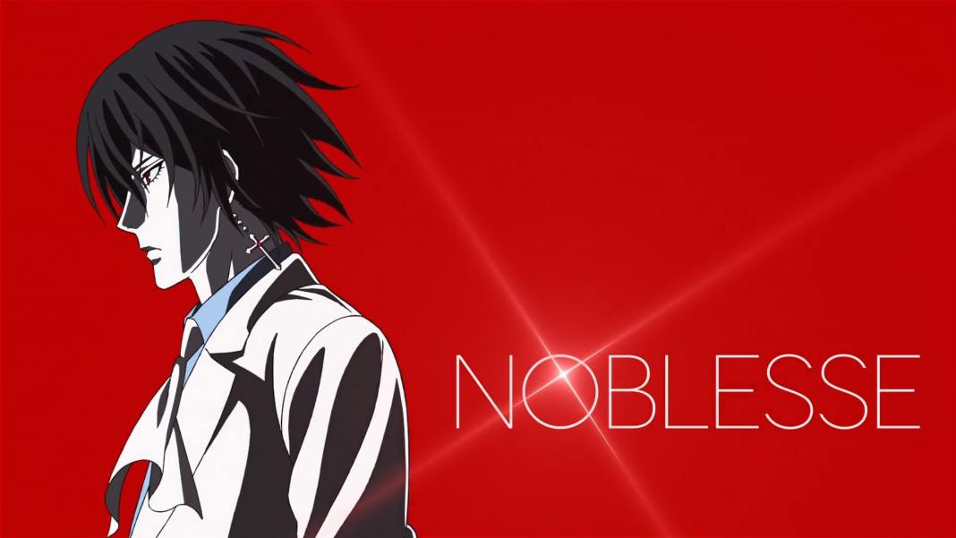 Noblesse Anime Episode 3