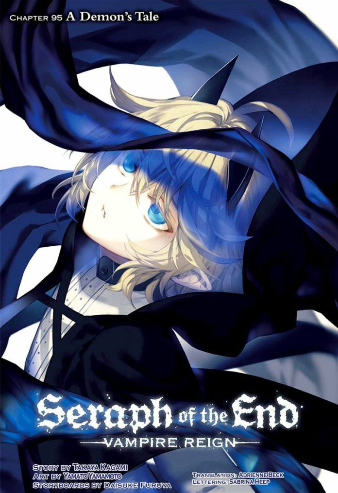 Seraph of the end Chapter 96 updates