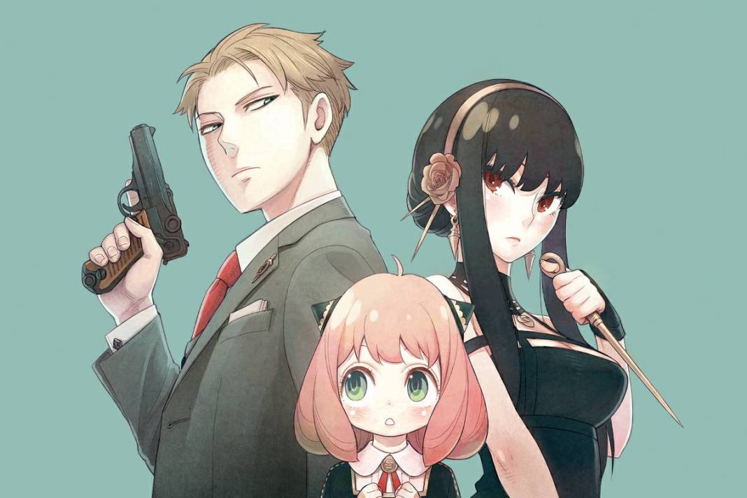 spy x family 40