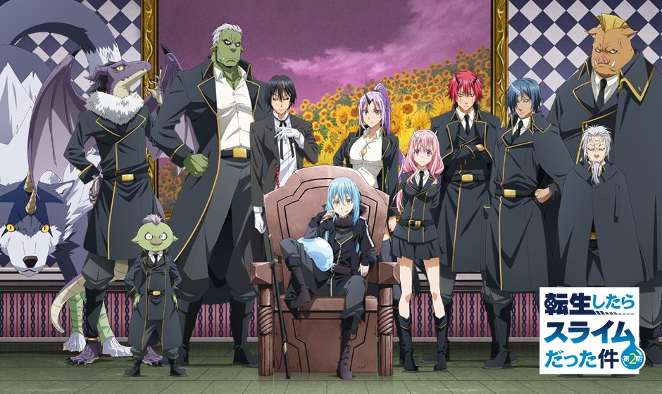 That Time I Got Reincarnated as a Slime Season 2 Episode Release Date