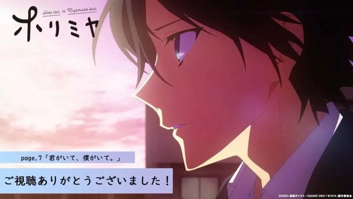 Horimiya Episode 9 Countdown