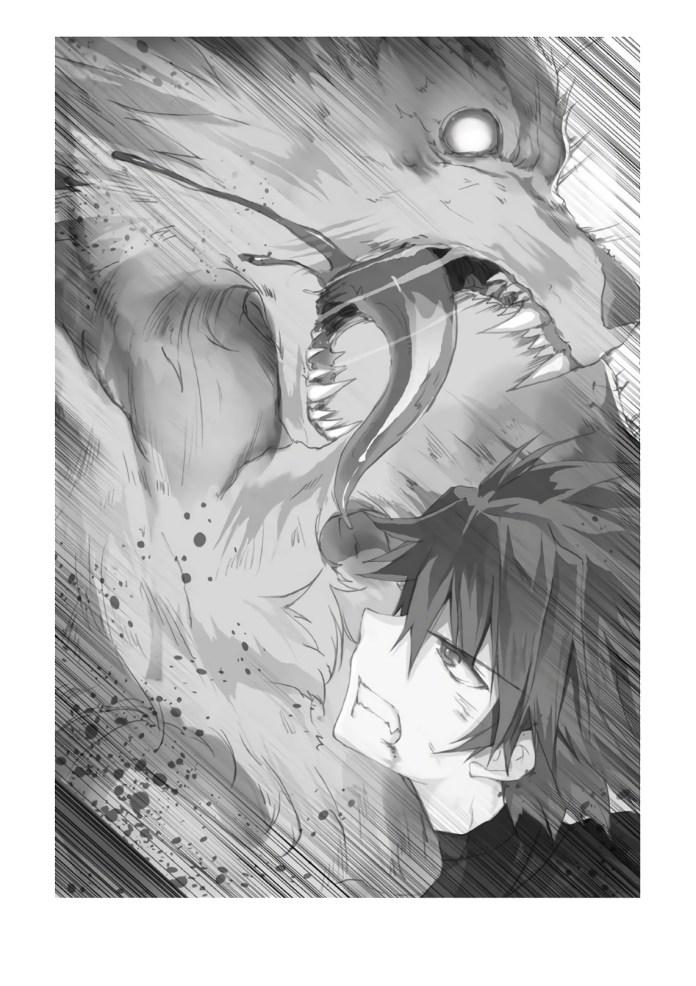 Yuusha Densetsu no Uragawa de Ore wa Eiyuu Densetsu o Tsukurimasu: Oudou Goroshi no Eiyuutan,Illustration Light Novel