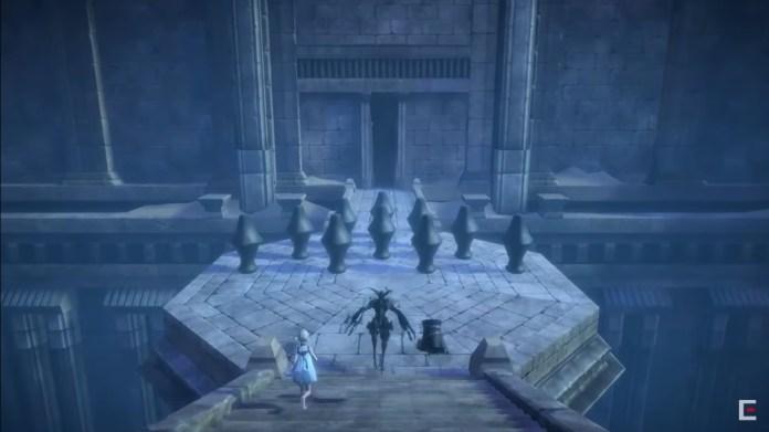 nier reincarnation square enix trailer