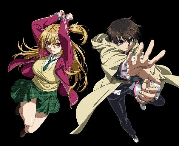 Anime Aniime Deatte 5-byou de Battle Visual