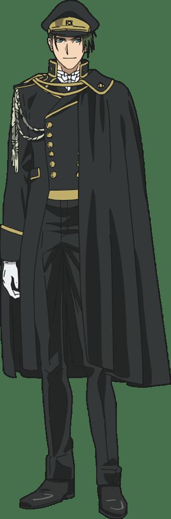 Anime takt.op Destiny Character