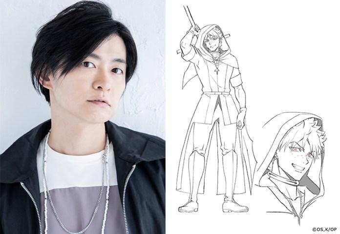 Anime Orient Cast