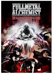 Fullmetal Alchemist- Brotherhood