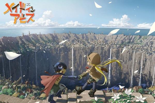 「メイドインアビス」をアニメを見始めたおっさんが見てみた!【感想・評価★★★☆☆】 #メイドインアビス