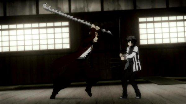 倉敷 蔵人の武器は「大蛇丸」というもの。 「落第騎士の英雄譚」をアニメを見始めたおっさんが見てみた!【レビュー・感想・評価★★☆☆☆】 #落第騎士の英雄譚