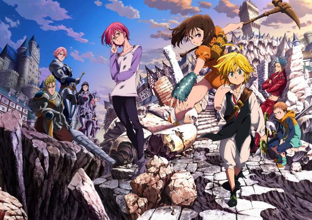 「七つの大罪」をアニメを見始めたおっさんが見てみた!【感想・評価★★★★☆】 #七つの大罪