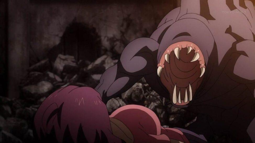 敵キャラクターのダサさ 【見てはいけない】「Bloodivores」をアニメを見始めたおっさんが見てみた!【感想・評価☆☆☆☆☆】 #Bloodivores