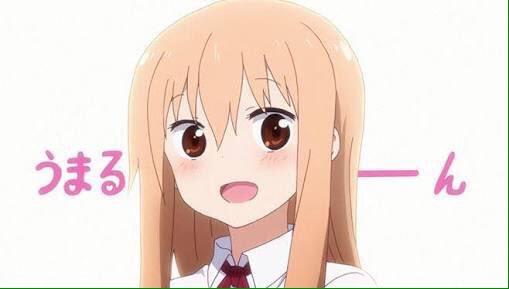 ぐうたらから美少女ヴァージョンに戻る時も細かい表現があるんです。 「干物妹!うまるちゃん」をアニメを見始めたおっさんが見てみた!【レビュー・感想・評価★★★★★】 #干物妹 #うまるちゃん