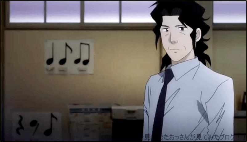 阿字野 壮介(あじの そうすけ) / 声 - 諏訪部順一【物足りない】「ピアノの森」をアニメを見始めたおっさんが見てみた!【評価・レビュー・感想★★☆☆☆】 #ピアノの森