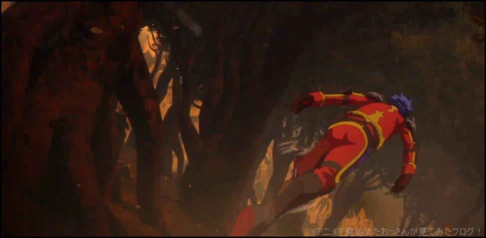 殴りまくる。 アダムとのスケボーレース(物理攻撃)【面白い】「SK∞ エスケーエイト SK8」をアニメを見始めたおっさんが見てみた!【評価・レビュー・感想★★★★☆】 #sk_8 #エスケーエイト #SK8