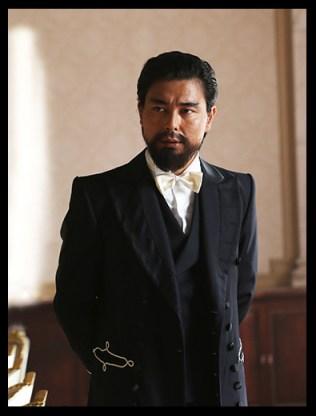 Yukiyoshi Ozawa as Hirobumi Itō