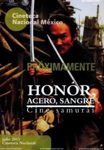 ciclo de cine samaurai