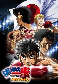 Hajime no ippo rising episode 19