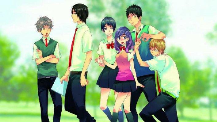Rekomendasi anime harem