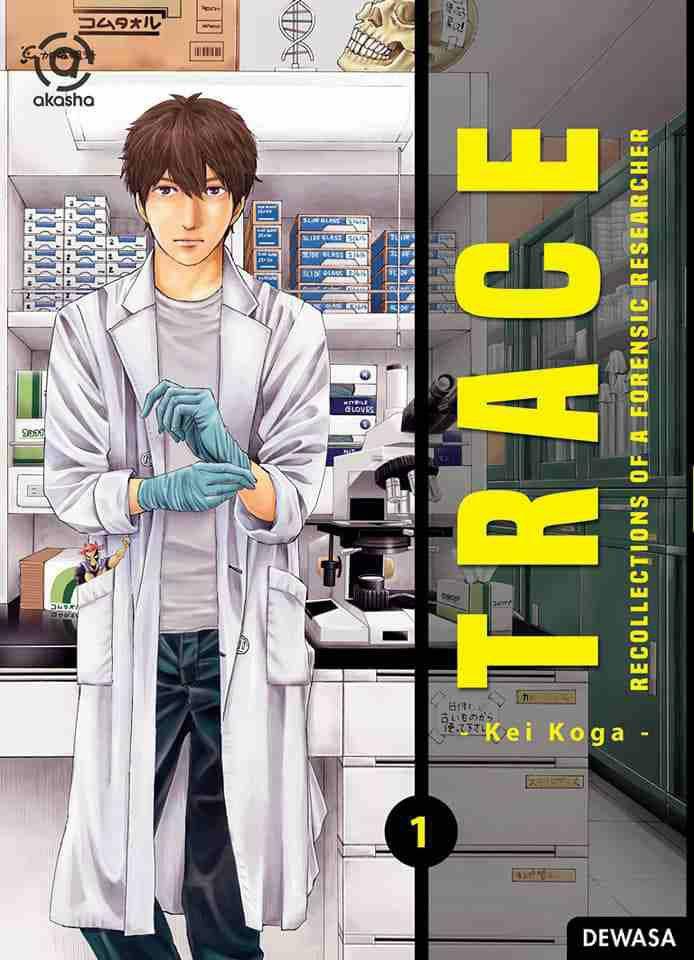 Trace: Kasōken Hōi Kenkyūin no Tsuisō manga Indonesia