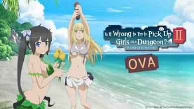 Photo of Episode Khusus Pantai – OVA DanMachi Akan Dirilis Pada 29 Januari