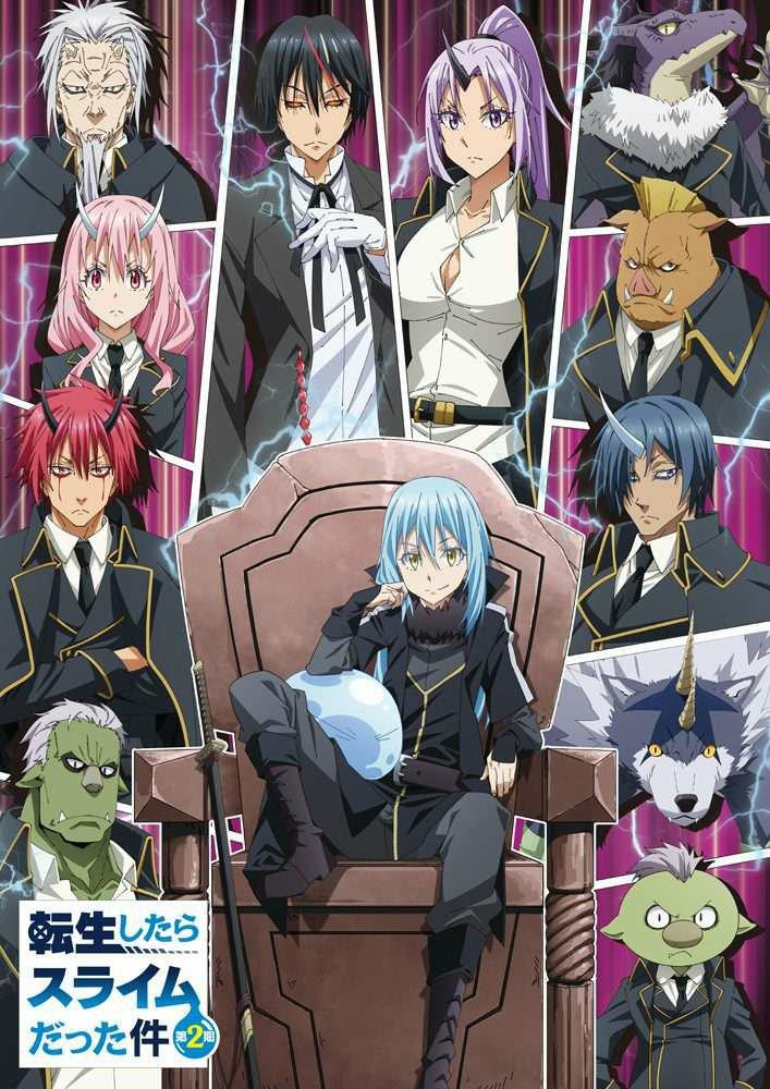 Season 2 Tensei Shitara Slime Datta Ken
