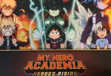 Photo of Penjualan BD/DVD Boku no Hero Academia the Movie 2: Heroes:Rising Raih Peringkat Pertama di Oricon